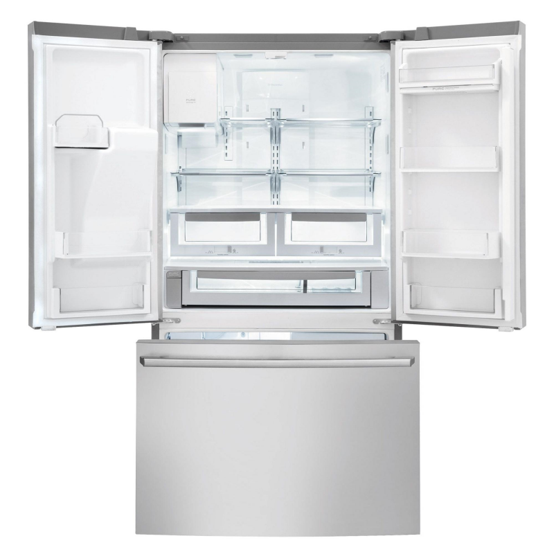 Electrolux Wave Touch Ew23bc85ks 2174 Cu Ft French Door