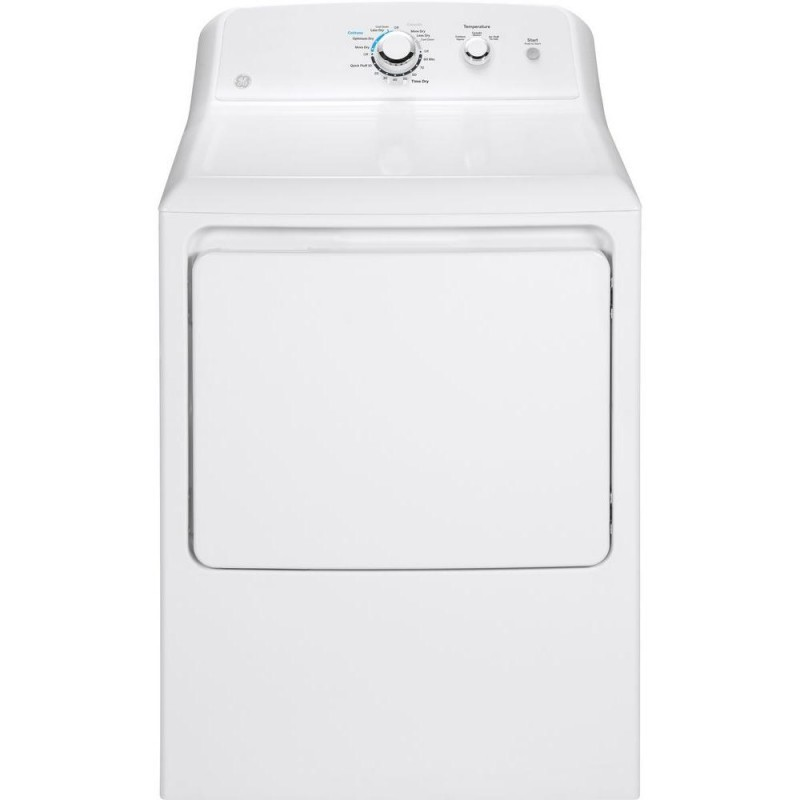 Ge Washer Gtw330askww And Electric Dryer Gtd33easkww Set