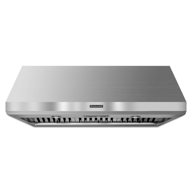 KitchenAid KXW8748YSS 48 in. Range Hood in Stainless Steel (Blower Sold Separately)