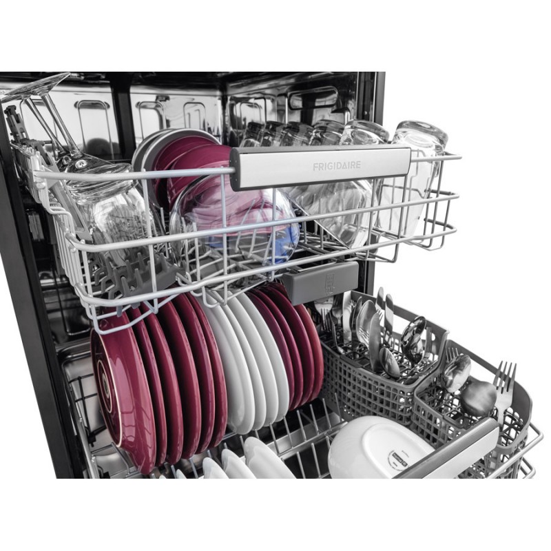 Lovely Frigidaire Professional FPID2497RF 47 Decibel Built In Dishwasher Bottle  Wash Feature (Smudge Proof Stainless Steel)