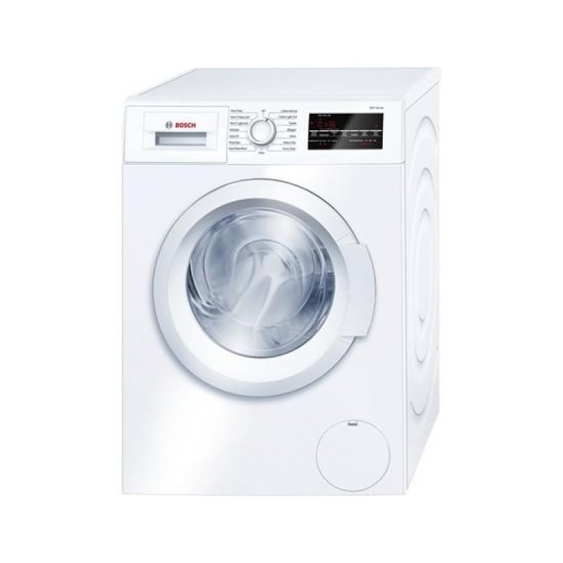 Bosch 300 Series Wtg86400uc 24 In 4 Cu Ft Electric
