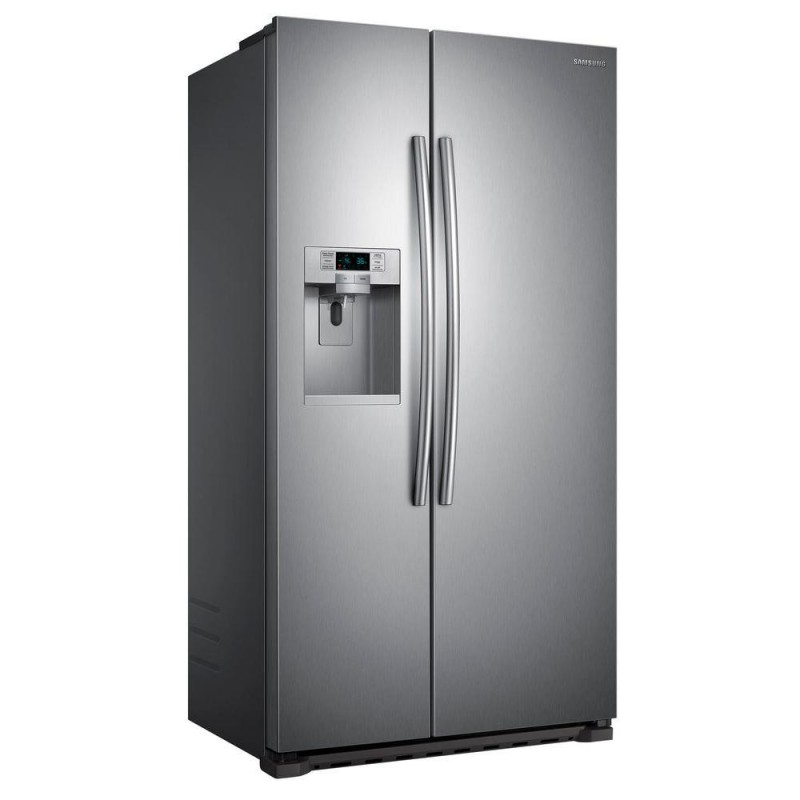 Samsung Rs22hdhpnsr 22 3 Cu Ft Side By Side Refrigerator