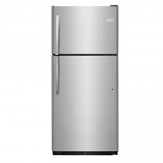 Frigidaire LFTR2021TF 20.4 cu. ft. Top-Freezer Refrigerator EasyCare in Stainless Steel