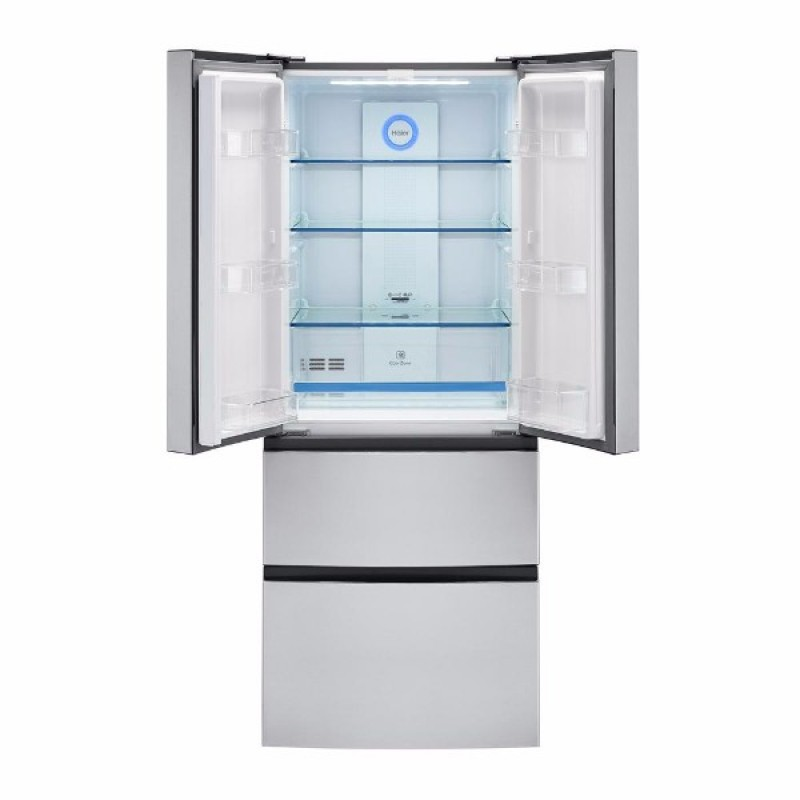 refrigerator 15 cu ft. w 15 cu. ft. french door refrigerator in stainless steel cu ft f