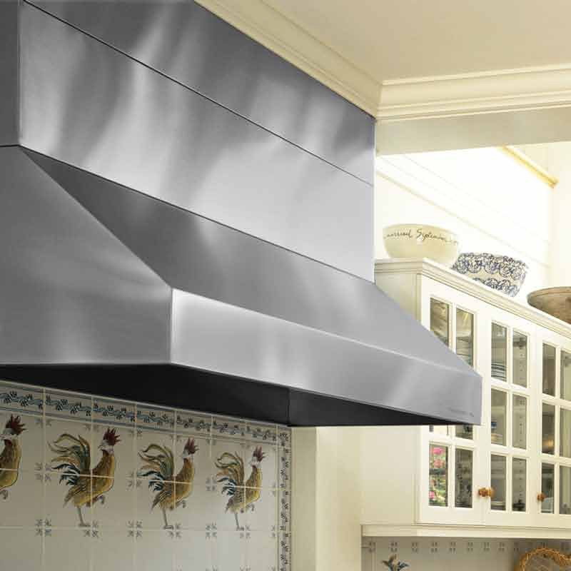 Kitchen Side Wall Vent