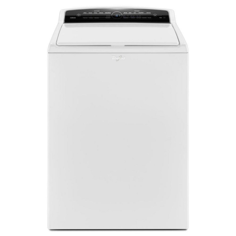 Whirlpool Cabrio Wtw7040dw 4 8 Cu Ft He Top Load Washer