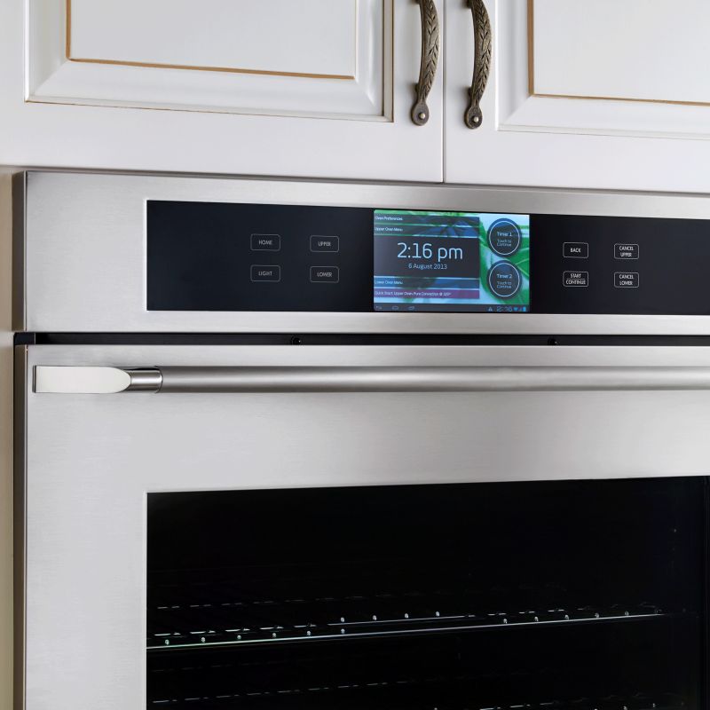 Dacor Discovery Dyo230ps 30 In Iq Double Wall Oven In