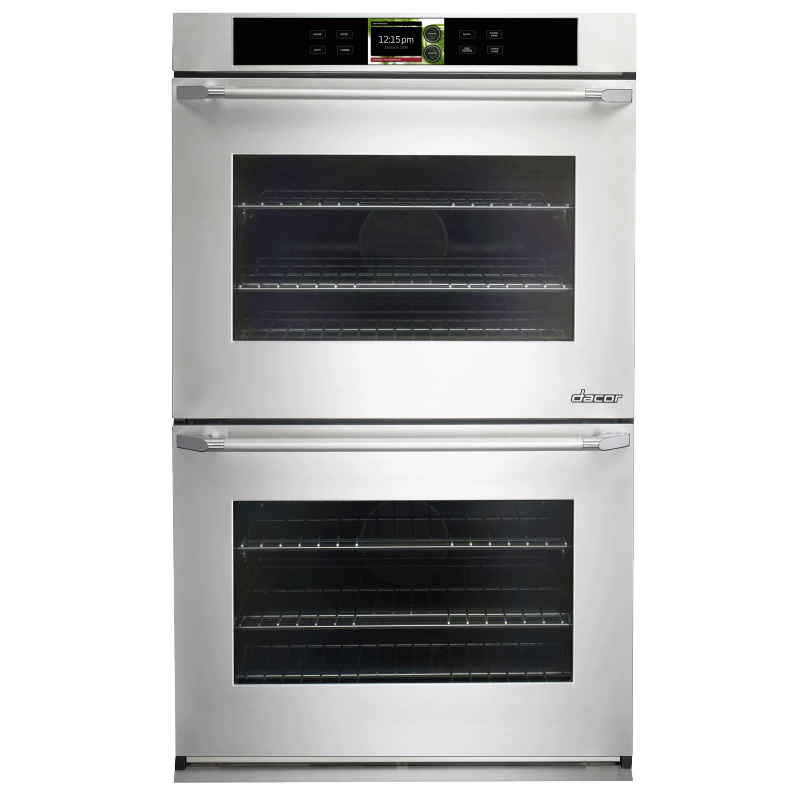 Dacor 36 in dyf36bftsl built in bottom freezer for Decor microwave