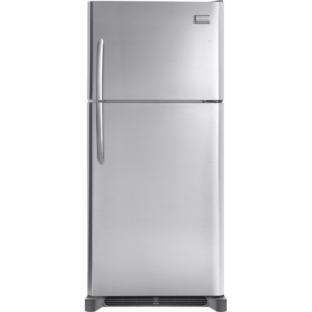 Frigidaire FGHT1846QF Gallery Series 30 Inch, 18.1 cu. ft. Capacity, Top-Freezer Refrigerator in Stainless Steel