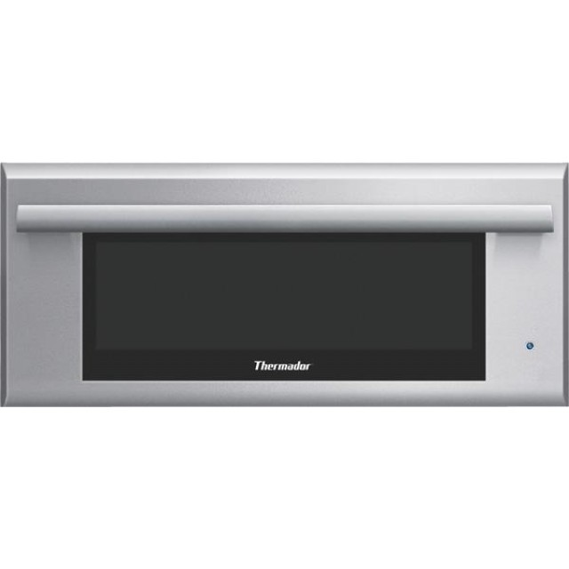 "Thermador WD30JS 30"" Masterpiece Series Electric Warming Drawer with 2.6 cu. ft. Capacity, SoftClose Drawer Door, 450 Watt Heating Element, Premium Touch Control and Special Proof Mode, in Stainless Steel"
