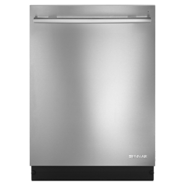 Jenn-Air JDTSS244GS 24 Inch Smart Built In Fully Integrated Dishwasher with 7 Wash Cycles in Stainless Steel
