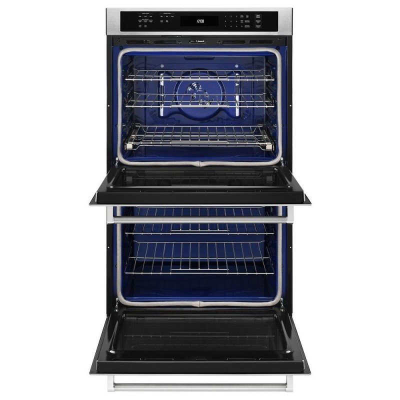 Kitchenaid Kode307ess 27 In Double Electric Wall Oven