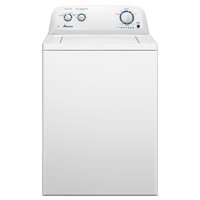 Amana NTW4516FW 3.5 cu. ft. Top Load Washer in White
