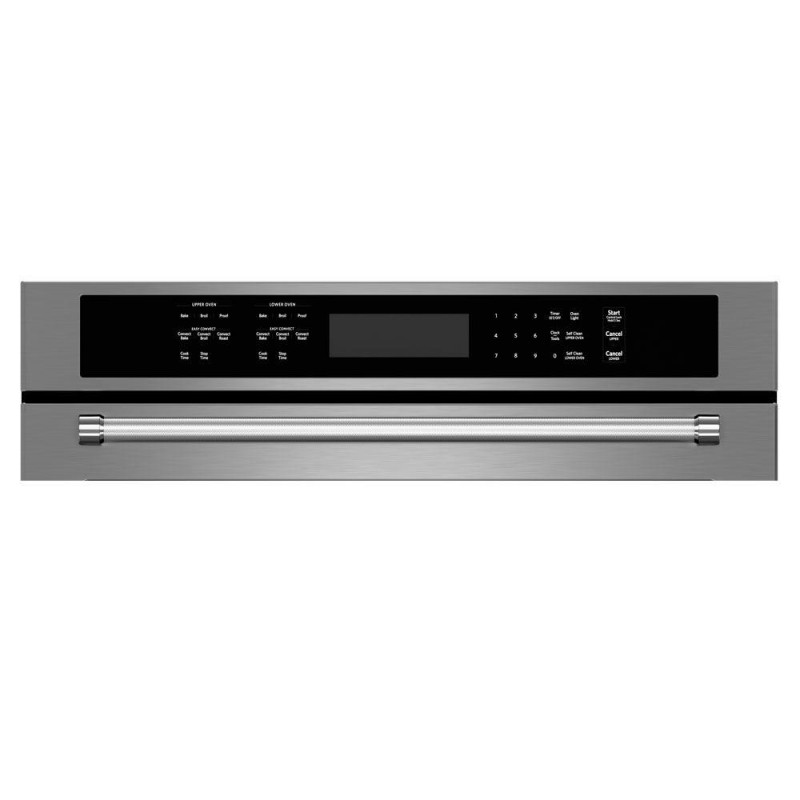 Kitchenaid Kode507ess 27 In Double Electric Wall Oven
