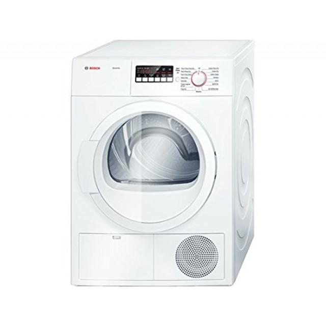Bosch 800 Series WTB86200UC 24 Inch Electric Dryer