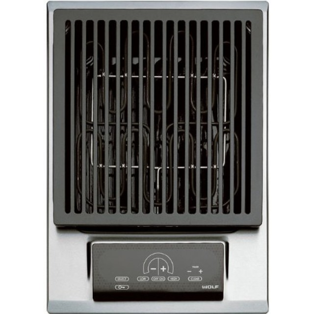 """Wolf IG15/S 15"""" Electric Grill Range"""