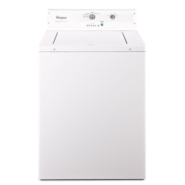 Whirlpool CAE2793BQ  2.9-cu ft Top Load Commercial Washer (White)