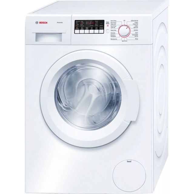 Bosch Ascenta Series WAP24200UC 24 Inch Front-Load Washer