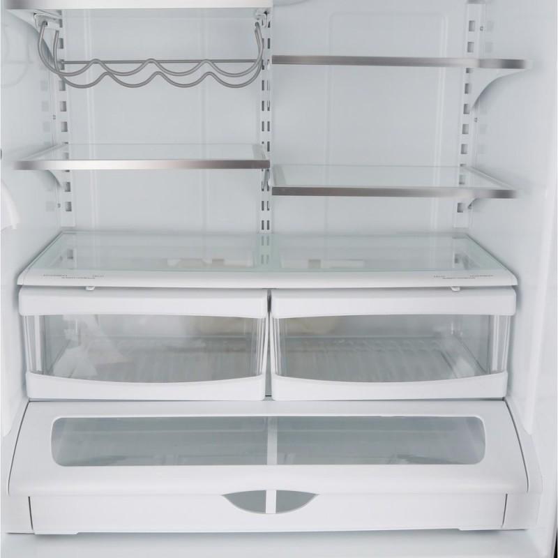Kitchenaid Krfc300ebs 20 Cu Ft French Door Refrigerator