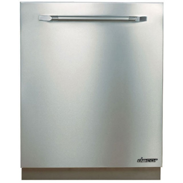"Dacor RDW24I Renaissance 24"" Custom Panel Ready Fully Integrated Dishwasher"