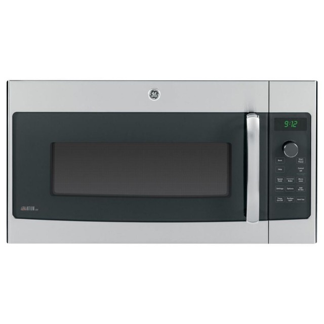 GE Profile PSA9120SFSS 1.7 cu. ft. Over the Range Microwave in Stainless Steel with Speedcook
