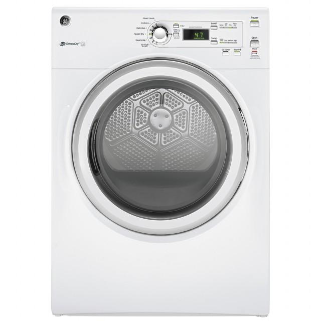 GE GFD40ESCMWW 7.0 Cu. Ft. capacity Dura Drum Electric Dryer