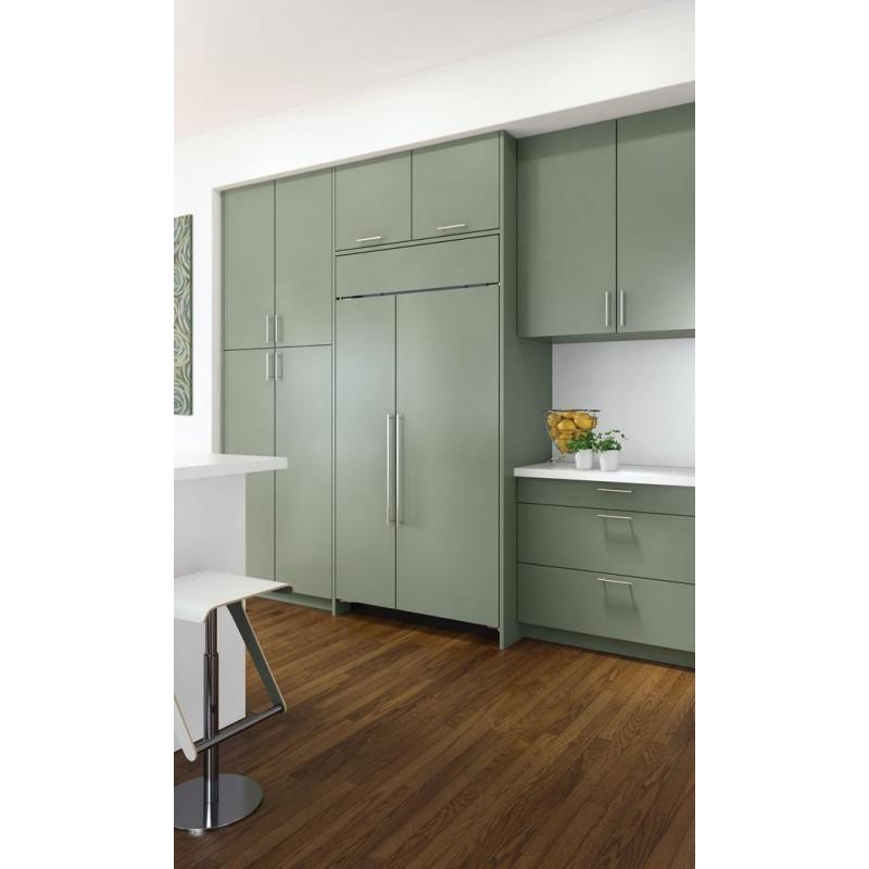 Sub Zero Bi 42sid O 42 Inch Smart Built In Counter Depth Side By Side Refrigerator