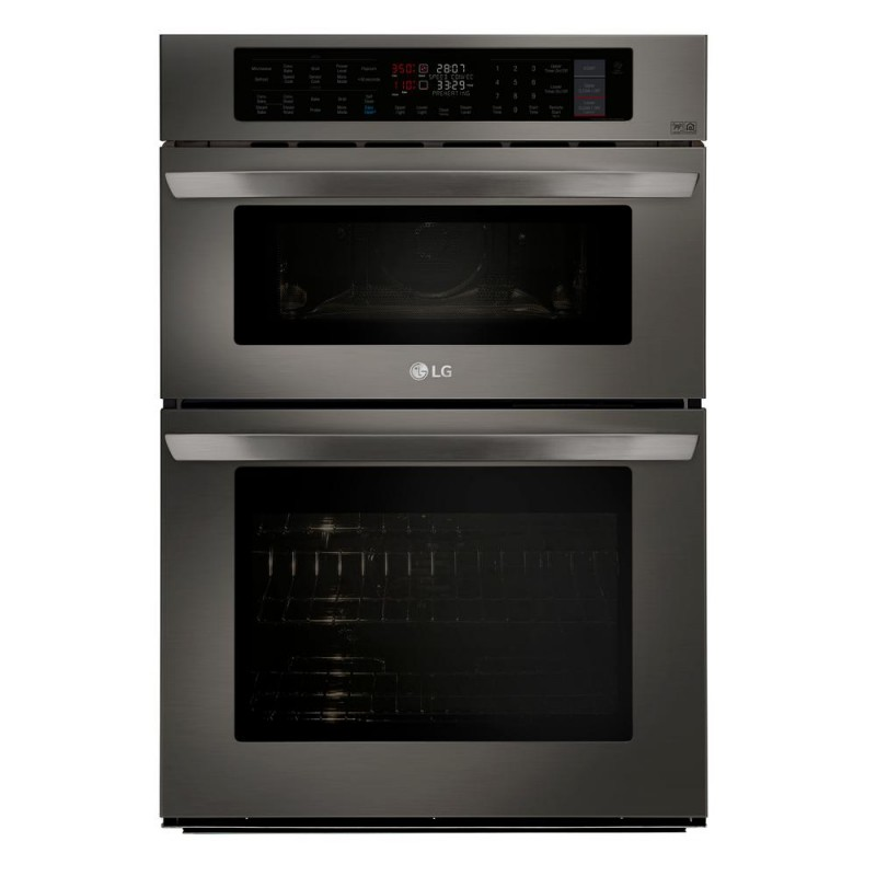 Lg Lwc3063bd 30 In Electric Convection And Easyclean Wall