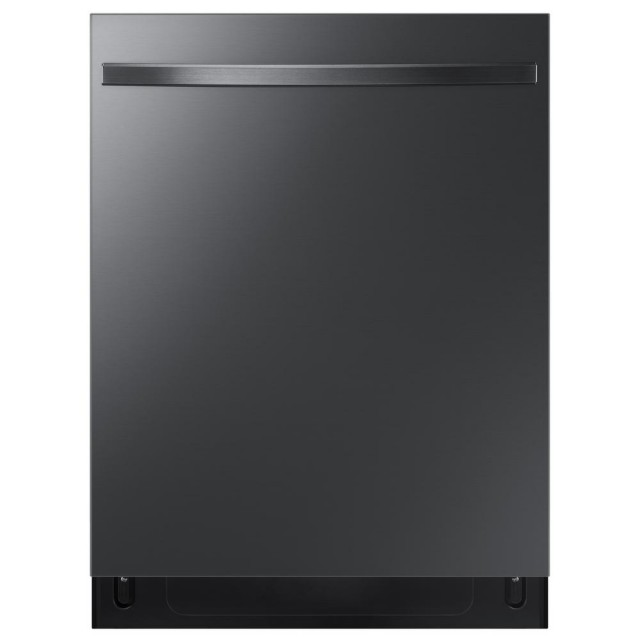 Samsung DW80R5061UG 24 in. Tall Tub Top Control Stormwash Dishwasher in Black Stainless with AutoRelease Dry, 48 dBA