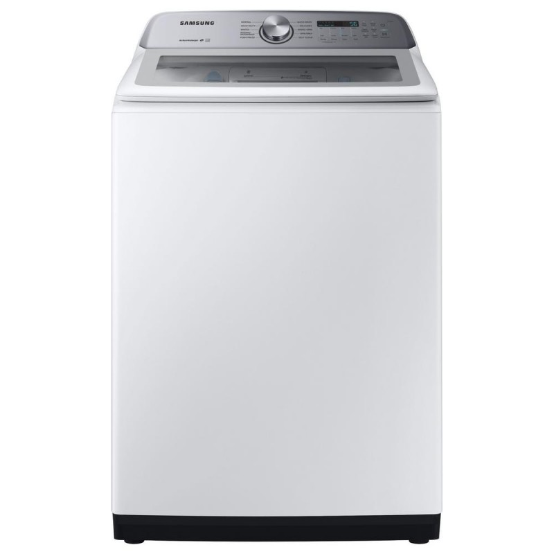 Samsung WA50R5200AW 5.0 cu. ft. Hi-Efficiency White Top ...