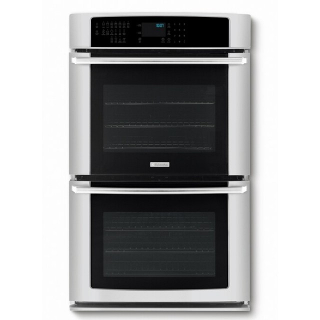 Electrolux EI30EW45JS Self-Cleaning Convection Double Electric Wall Oven in Stainless Steel