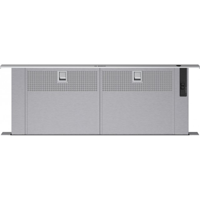 Bosch DHD3614UC 800 Series 36 Inch Downdraft Ventilation with Multiple Blower Options, 3-Speed Mechanical Controls, in Stainless Steel