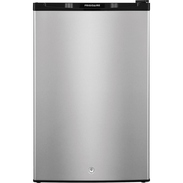 Frigidaire FFPE45B2QM 4.5 Cu. Ft. Compact Refrigerator 110 Volts in Stainless Steel