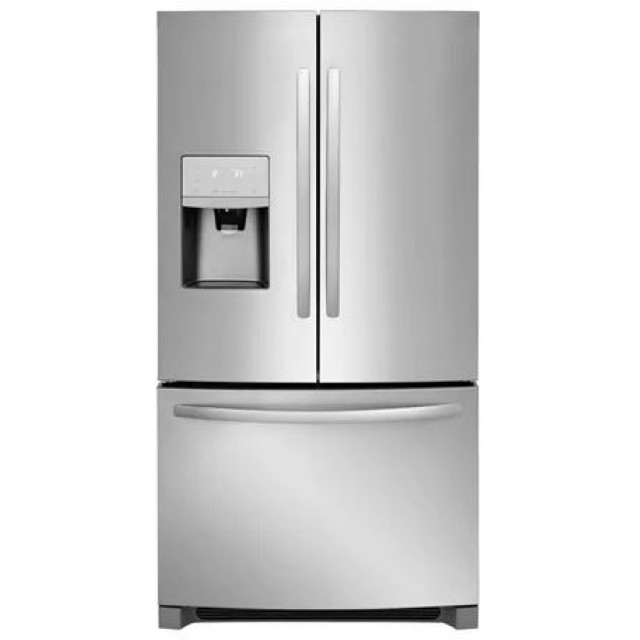 Frigidaire FFHD2250TS 36 inch 21.7 cu. ft. French Door Refrigerator in Stainless Steel, Counter Depth