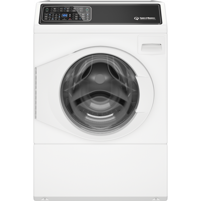 Speed Queen FF7005WN 27 Inch Front Load Washer with 3.48 cu. ft. Capacity, 10 Wash Cycles, 5 Year Warranty, in White