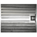 """Dacor RNHE3618S 36"""" Canopy Oven Hood with Elegant Control Panel, Four Fan Speed, LED Lighting, Dishwasher Friendly, Clean Filter Indicator and Automatic On in Stainless Steel"""