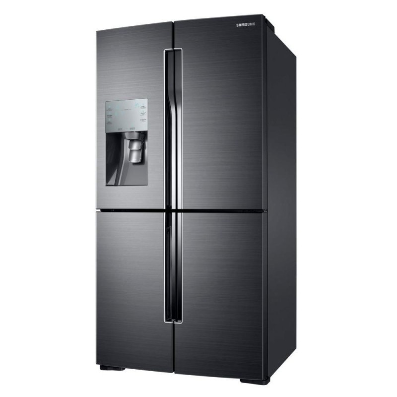 Samsung 35 75 In W 28 1 Cu Ft French Door Refrigerator
