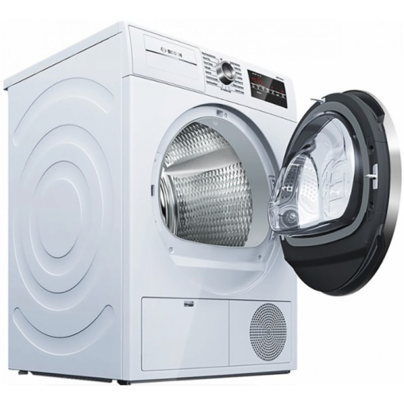 Bosch 800 Series Washer And Ventless Dryer Set