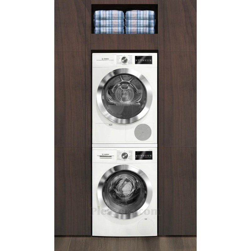 Bosch Washer And Dryer ~ Bosch series washer and ventless dryer set