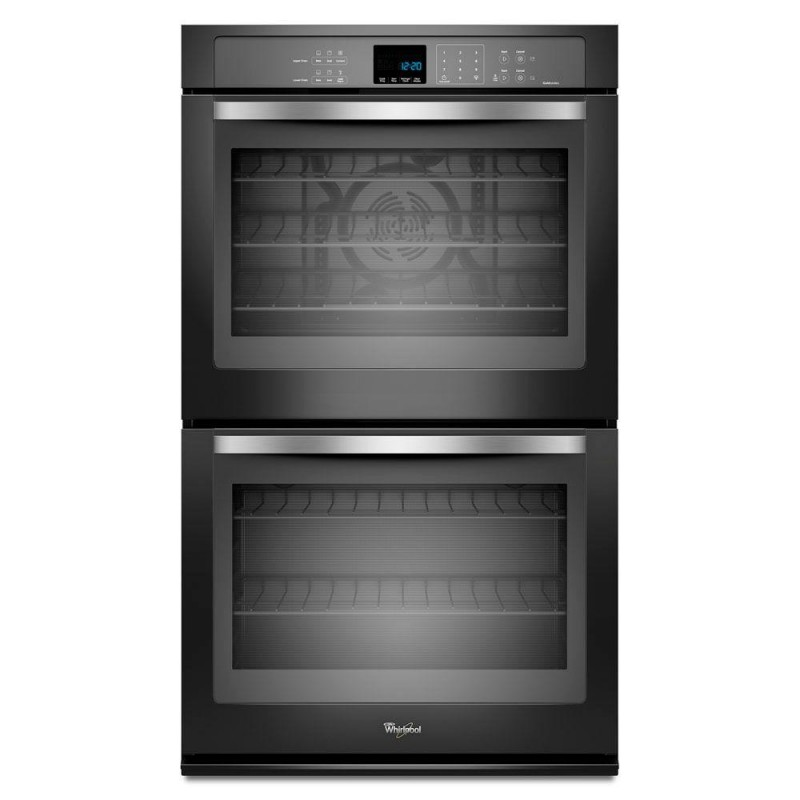 Gold WOD93EC0AE 30 in. Double Electric Wall Oven Self-Cleaning ...