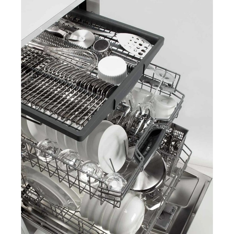 bosch shp65t55uc 500 series 24 u0026quot  dishwasher with pocket handle