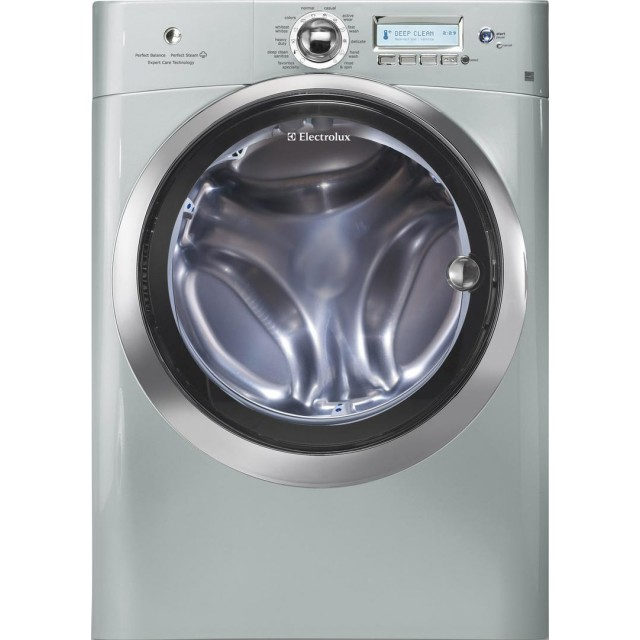 Electrolux EWFLS70JSS Wave-Touch Series 27 Inch 4.42 cu. ft. Front Load Washer in Silver Sands