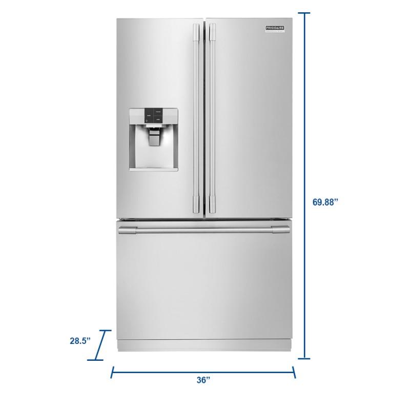 Frigidaire Professional Counter Depth Refrigerator 2887130b193d