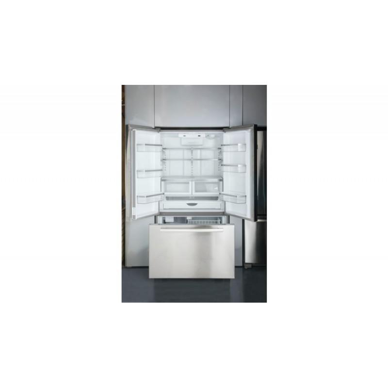 Bosch B22CT80SNS 800 Series 36 Inch Counter Depth Freestanding French Door  Refrigerator
