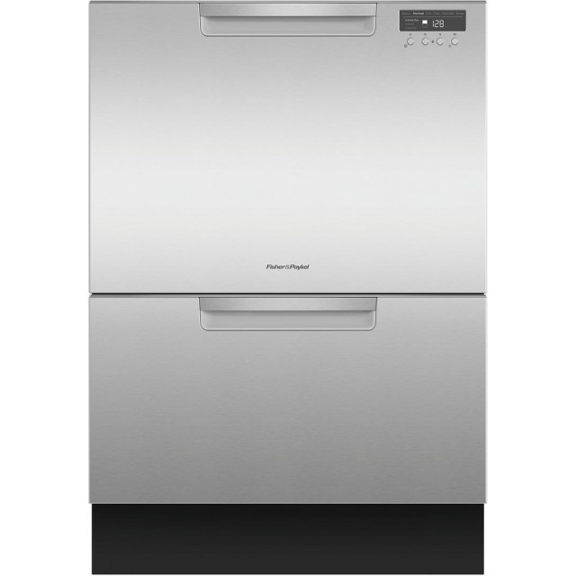 Fisher & Paykel DD24DCTX9 24 Inch Drawers Semi-Integrated Dishwasher in Stainless Steel
