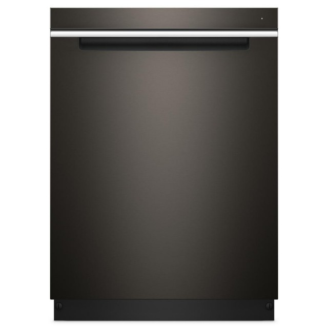 Whirlpool WDTA50SAHV Top Control Built-In Dishwasher in Fingerprint Resistant Black Stainless with Stainless Steel Tub, 47 dBA