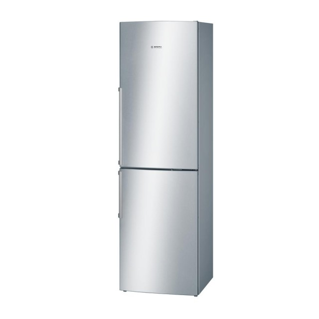 Bosch B11CB81SSS 800 Series 24 in. 11 cu. ft. Counter Depth Bottom Freezer Refrigerator in Stainless Steel with Internal Ice Maker