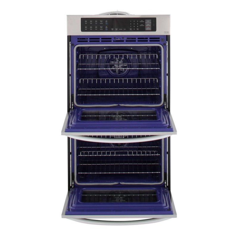 Lg Lwd3063st 30 In Double Electric Wall Oven Self