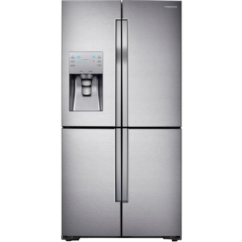 pd showroom kenmore bottom houston doors all refrigerator ft freezer cu french appliance stainless sears home tx steel w door