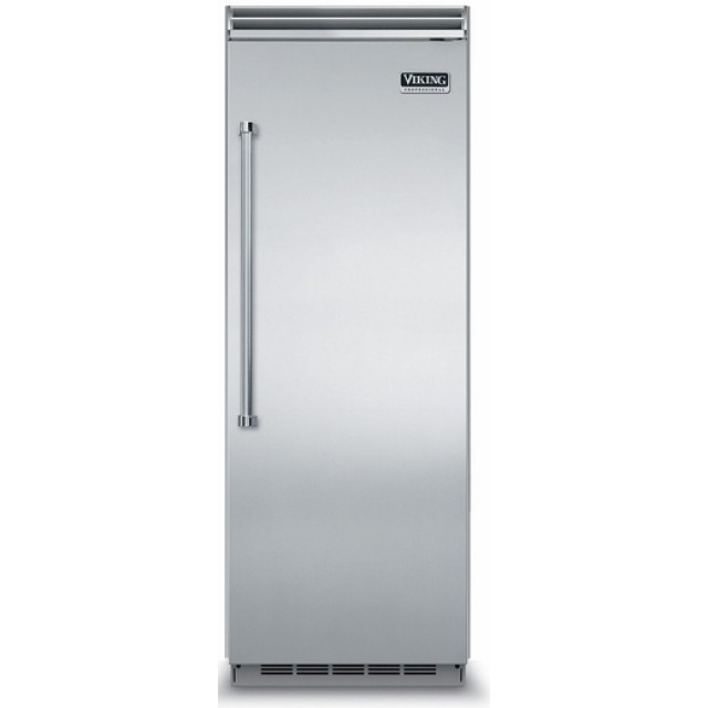 Viking VCFB5303RSS Professional 5 Series 30 Inch Built-In Full Freezer Column Right Hinge